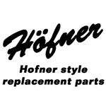 Hofner Style Parts